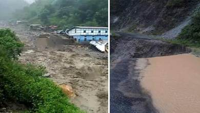 Photo of Cloudburst in Arunachal: Several missing, thousand stranded after flash floods