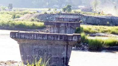 Photo of Itanagar: The four incomplete bridges in capital complex, which can reduce traffic jam in NH-415