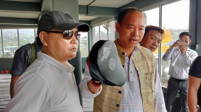 Arunachal Govt would conduct National Level game by 2024- Mama Natung