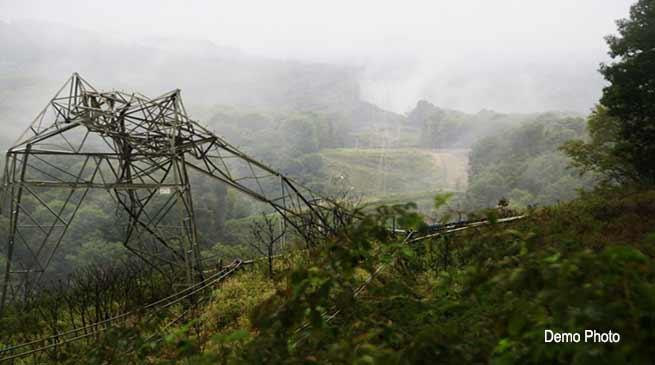 Arunachal: Dibang, Lower Dibang Valley, Lohit and Namsai reeling under power crisis