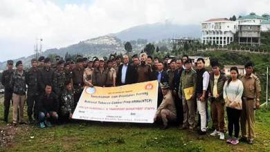 Photo of Arunachal: DTCC Tawang organised Review cum Re-orientation Meeting of NTCP