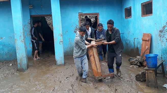 Arunachal: 2 killed, 3 injured after girls hostel collapses in Lungla