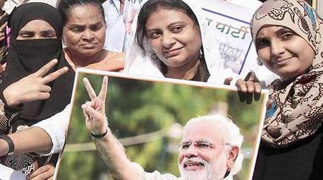 Pema Khandu credits PM Narendra Modi for Triple Talaq Bill