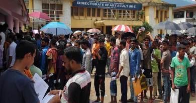 Itanagar: 2nd Verification Mela gets huge response among people