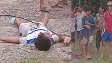 Photo of Arunachal: Youth electrocuted to death in Aalo
