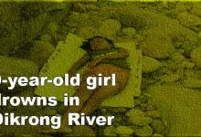 Photo of Itanagar: 9-year-old girl drowns in Dikrong River