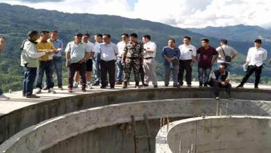 Photo of Arunachal: Balo Raja inspects under construction water supply project