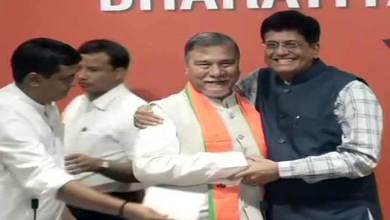 Photo of Assam's Congress Leader Bhubneswar Kalita Joins BJP