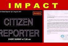 Photo of Arunachal24 Citizen Reporter's impact: TK Eng clarifies work status