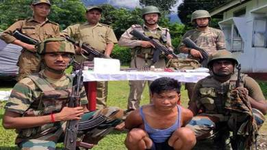 Photo of Arunachal: Lohit police arrested most-wanted criminal with arms & ammunition