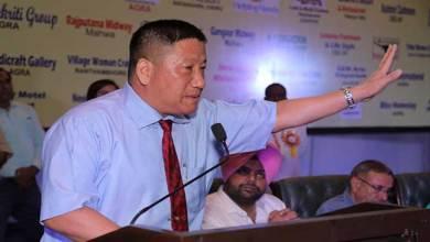 Photo of Transporters and Driver Unions of Delhi should include representative from NE states- Robin Hibu
