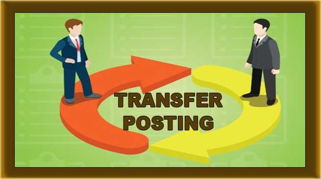 Arunachal: Major Admin reshuffle, 12 IAS officers transferred