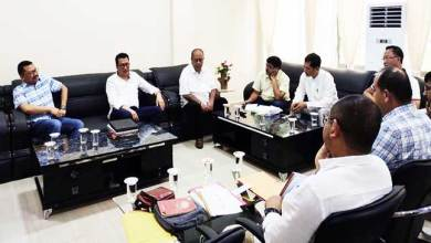 Photo of Arunachal: Dy CM Chowna Mein Chairs DPB Meeting in Namsai