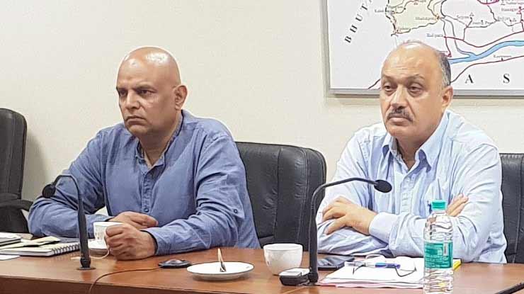 APSSB recruitment Exam: Chief Secretary reviews security arrangements