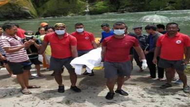 Photo of Arunachal: Crews recover body of man who drowned Ranganadi