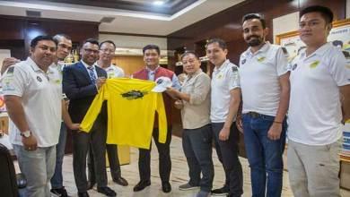 Arunachal CM felicitates MOCA team members for winning award in 6th RFC