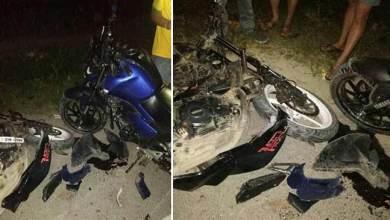 Photo of Arunachal: Riders injured as motorcycles crash near Dikrong Police Check Gate