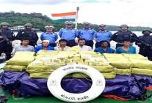 Photo of Nicobar islands:  Indian Coast Guard Seizes 300 cr Worth Drug Ketamine