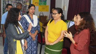 Photo of Arunachal: Secretary WCD & SJETA Visits OWA