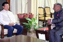 Photo of Arunachal: Education Minister calls on the Governor