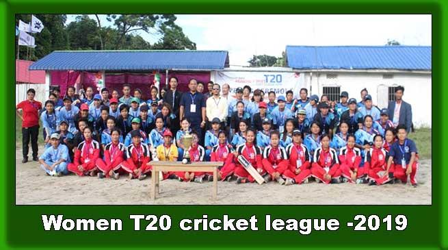 Arunachal: Mama Natung inaugurates Women T20 cricket league -2019