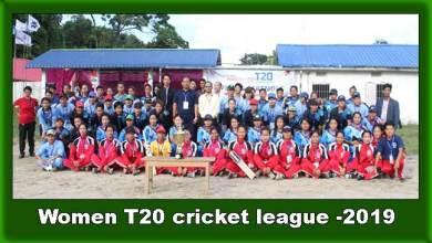 Photo of Arunachal: Mama Natung inaugurates Women T20 cricket league -2019