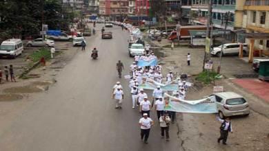 Photo of Arunachal: Ayushman Bharat Pakhwada celebration begins with Prabhat Pheri