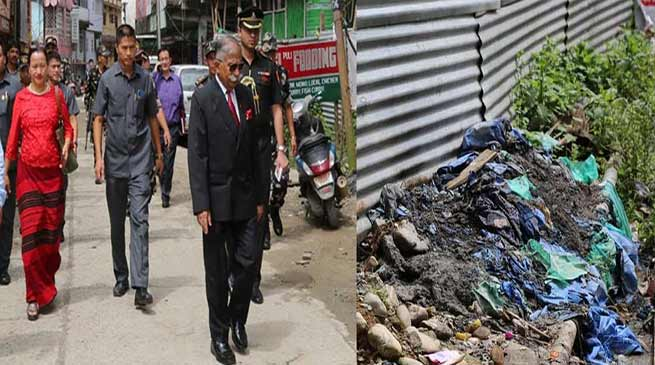 Arunachal: Make the State Capital cleaner, greener and plastic-free: Governor