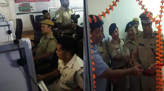 Itanagar: IGP L&O launches ERSS
