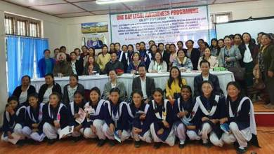 Photo of Arunachal: Legal awareness camp cum workshop for women held at Jang