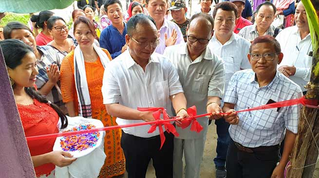 Arunachal: Detoxification and Rehabilitation centre inaugurated
