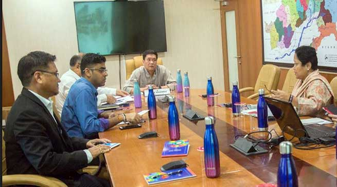 Arunachal: Pema Khandu preparing ground work to bring investment