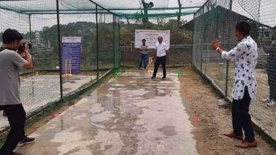 Photo of Itanagar: Mama Natung inaugurates Donyi-Polo Cricket Academy