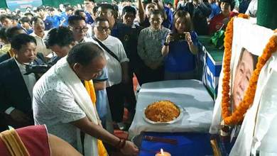 Photo of Itanagar: Mama Natung inaugurates 7th Dorjee Khandu memorial state open badminton championship-2019