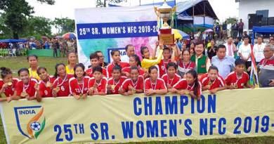 Arunachal: Manipur clinch 25th Senior Women's National Football Championship