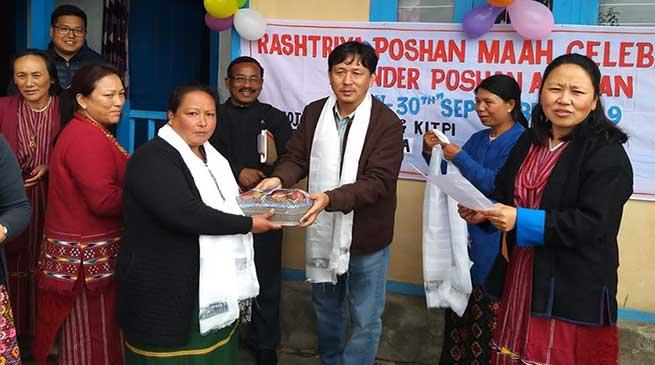 Arunachal: Mini Tribal Food Mela held in Tawang