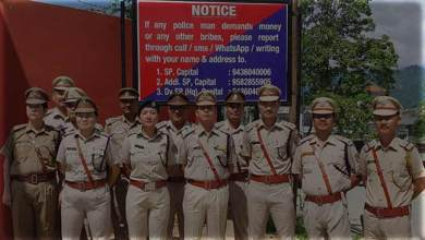 Photo of Itanagar: Notice Board to fight alleged corruption in Capital Police