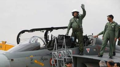 Photo of Rajnath Singh becomes first Raksha Mantri to fly 'LCA Tejas'