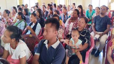 Photo of Arunachal: Coordination meeting of SHGs held in Jairampur