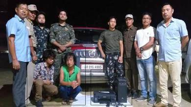Photo of Itanagar: Capital police nab robbers, recover looted items
