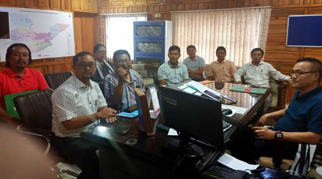 Arunachal: Demand for fulfill of teachers in GHSS will be forward to higher authorities shortly- DC