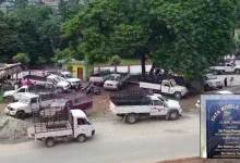 Itanagar: Tata Mobile Parking zone illegally encroached- AITMCTWA alleged