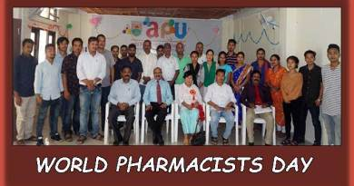 Arunachal: Apex Professional University celebrates World Pharmacists Day