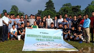 Photo of Arunachal: 4th University Soccer League kicks off