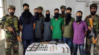 Photo of Assam: Army nabs 6 NDFB militants