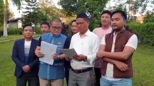 Arunachal: ANSU with Admin to launch ILP checking drive