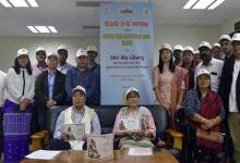 Itanagar: Alo Libang releases Information Education & Communication materials