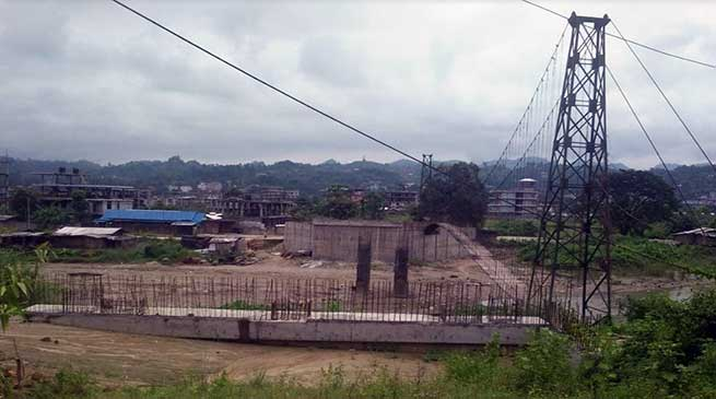 Itanagar: Bailey bridge construction delayed due to redesign and re-drawing-PWD