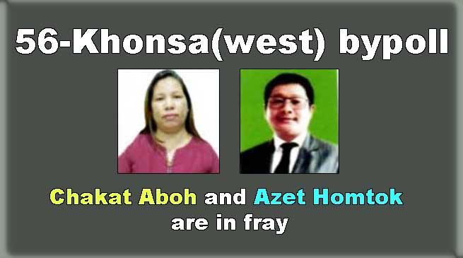 Arunachal: 56 Khonsa ( west) ready for bypoll