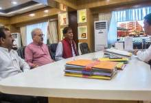 Photo of Arunachal: FANS president met CM Pema Khandu